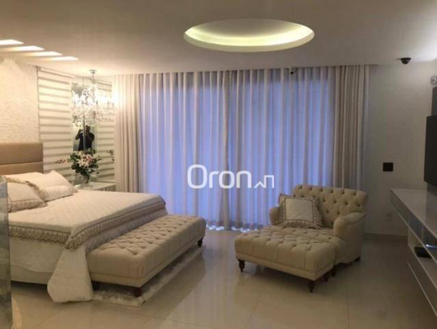 Sobrado à venda, 550 m² por R$ 5.898.000,00 - Alphaville Goiás - Goiânia/GO - Foto 7