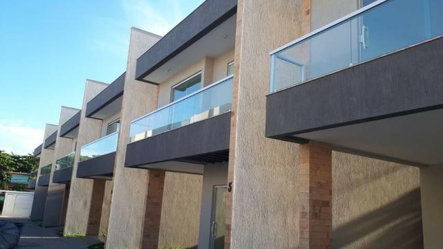 Casa 3/4 em condomínio fechado | Ipitanga