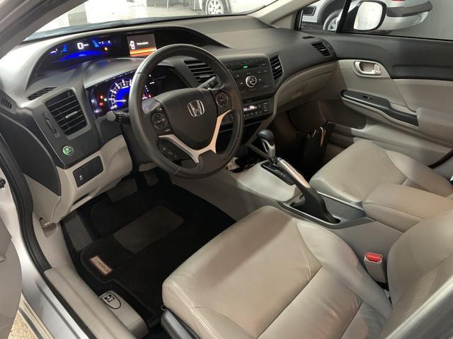 Civic 2015/2016 2.0 LXR 16V Flex 4P Automático - Foto 8