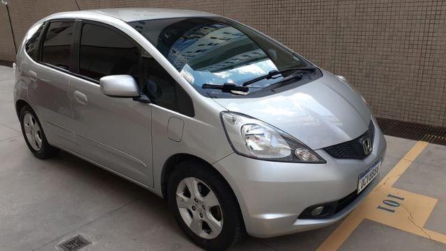 Honda Fit LXL Aut. 2011/11 U.Dona - Foto 4