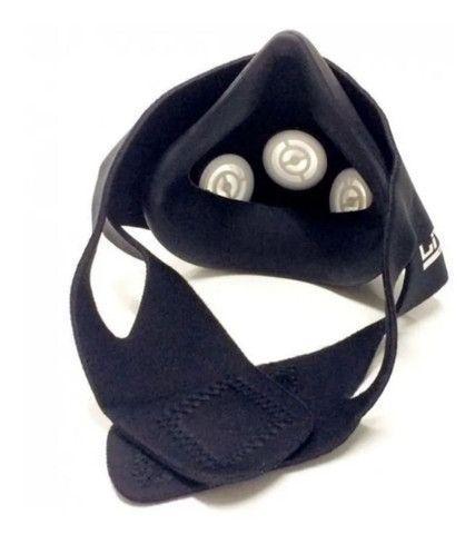 Máscara De Treinamento Funcional Respiratório Ls3801 Liveup - Foto 3