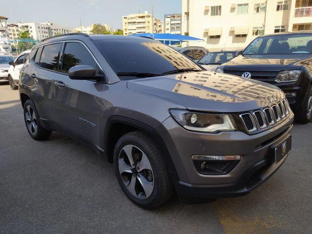 Jeep Compass 2018 Entrada de R$35.000,00 + Parcelas de R$1.520,00 - Foto 17