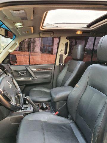 Pajero full 2013 4x4 automática diesel