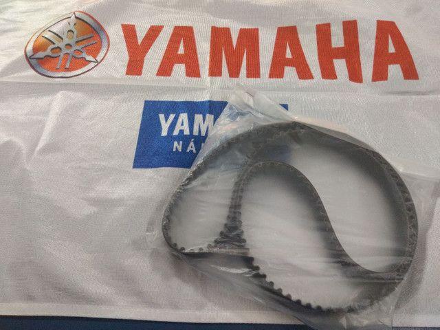 Correia dentada para motor de popa YAMAHA F150 - Foto 2