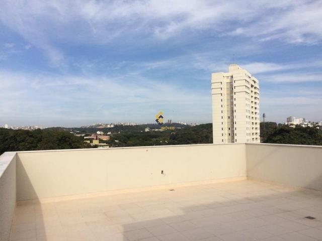 Apartamento à venda com 3 dormitórios em Liberdade, Belo horizonte cod:4060 - Foto 3