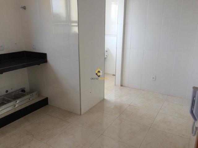 Apartamento à venda com 3 dormitórios em Liberdade, Belo horizonte cod:4060 - Foto 8