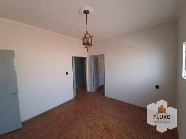 Casa com 3 dormitórios para alugar, 213 m² - Vila Aeroporto Bauru - Bauru/SP - Foto 6