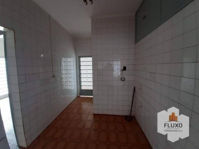 Casa com 3 dormitórios para alugar, 213 m² - Vila Aeroporto Bauru - Bauru/SP - Foto 16