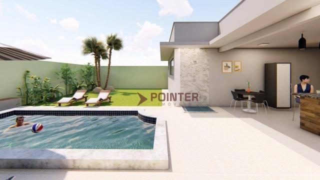 Casa à venda, 240 m² por R$ 1.400.000,00 - Cond Do Lago - Goiânia/GO - Foto 16
