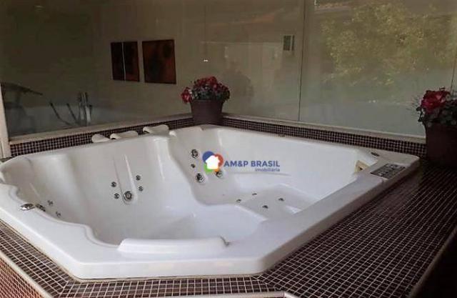 Ótimo Sobrado com 4 dormitórios à venda, 395 m² por R$ 860.000 - Jardim América - Goiânia/ - Foto 16