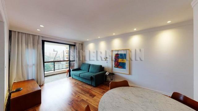 Apartamento à venda com 1 dormitórios em Higienópolis, São paulo cod:123341