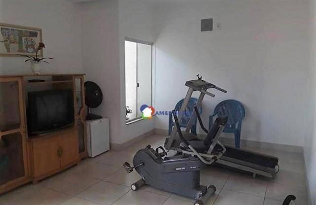 Ótimo Sobrado com 4 dormitórios à venda, 395 m² por R$ 860.000 - Jardim América - Goiânia/ - Foto 17