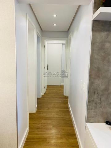 Apartamento à venda com 3 dormitórios em Estreito, Florianópolis cod:A3961 - Foto 16