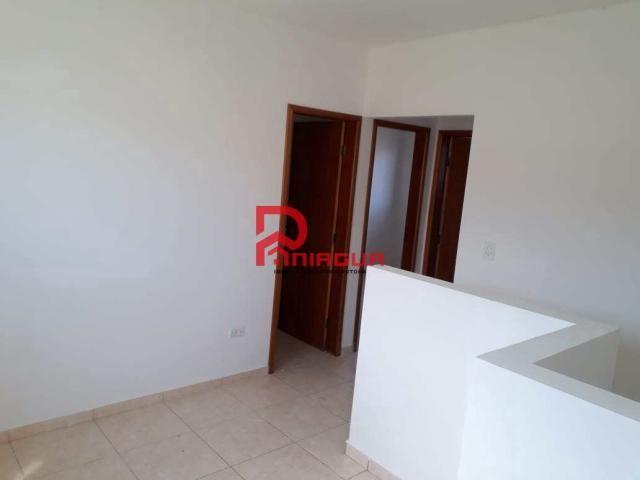 Casa de condomínio à venda com 2 dormitórios em Samambaia, Praia grande cod:657