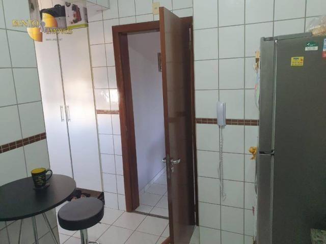 Apartamento com 3 dormitórios à venda, 88 m² por R$ 340.000,00 - Jardim das Américas - Cui - Foto 6