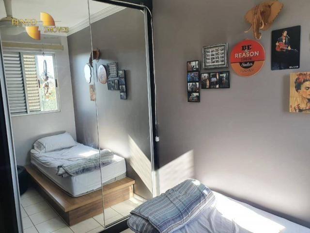 Apartamento com 3 dormitórios à venda, 88 m² por R$ 340.000,00 - Jardim das Américas - Cui - Foto 5