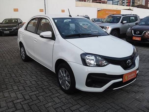 ETIOS 2019/2020 1.5 X PLUS 16V FLEX 4P AUTOMÁTICO - Foto 3