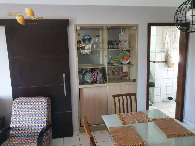 Apartamento com 3 dormitórios à venda, 88 m² por R$ 340.000,00 - Jardim das Américas - Cui - Foto 9