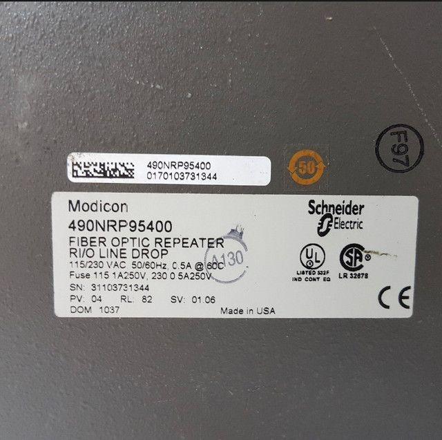 Repetidor De Fibra Optica Modicon 490nrp95400 Schneider - Foto 4