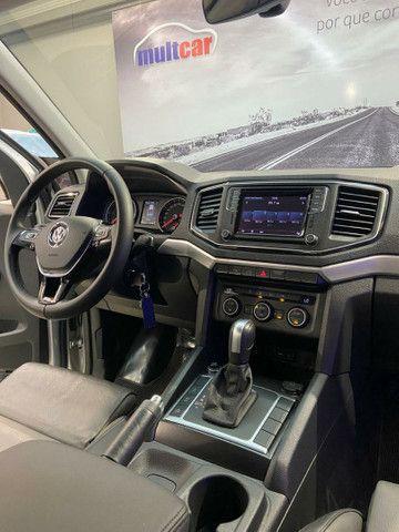 VW AMAROK HIGHLINE 3.0 V6 4x4 DIESEL AT 19-19  - Foto 11