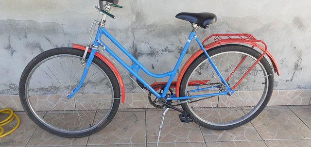 Bicicleta Monark Antiga - Foto 5