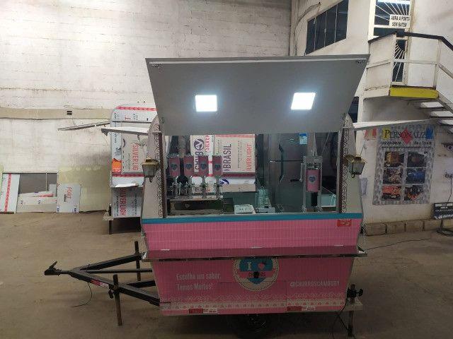 Fabrica de treilher e food truck em minas gerais (Sob encomenda) - Foto 4