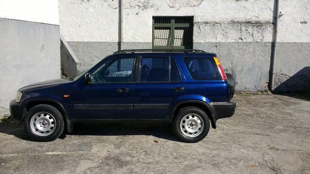 Honda CRV 4x4 ano 2000 - Foto 9