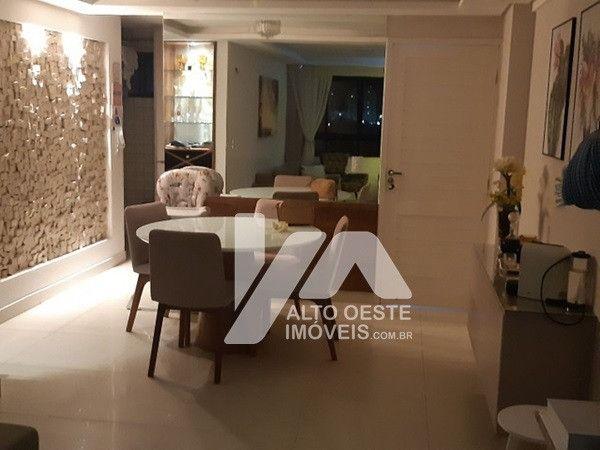 Cond. Bellavista Ponta Negra, Apartamento de 2/4 com 76m², para Venda
