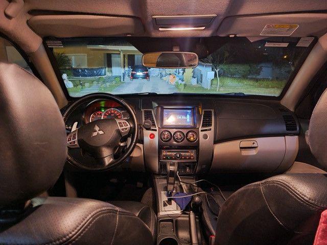 Mitsubishi Pajero Dakar Diesel 2014 HPE Blindada - Foto 6