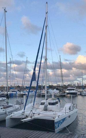 Veleiro Catamarã Frevo 26 - Foto 12