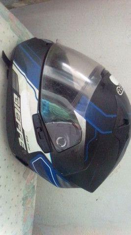 Vendo capacete de moto