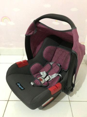 Carrinho + bebê conforto - Burigotto - Foto 3