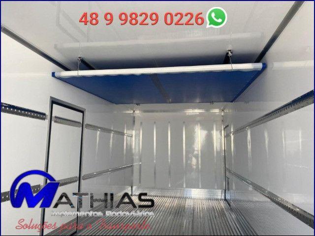 Divisoria movel para camaras refrigeradas Mathias Implementos - Foto 3