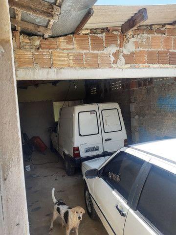 Troco em Strada ou s10 com carroceria de madeira ou carros semelhante - Foto 2