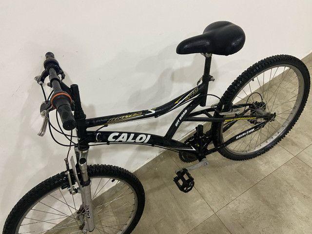 Bicicleta Caloi aro 26 - Foto 2