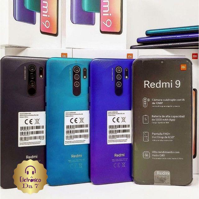 Celular Redmi 9 -Entregamos