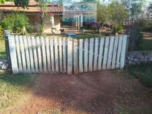 Chácara 60 hectares há 5 km do asfalto da Estrada da Guia - Foto 9