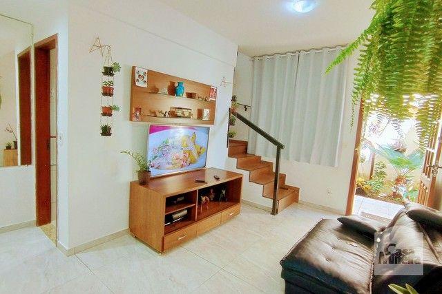 Casa à venda com 2 dormitórios em Candelária, Belo horizonte cod:337073
