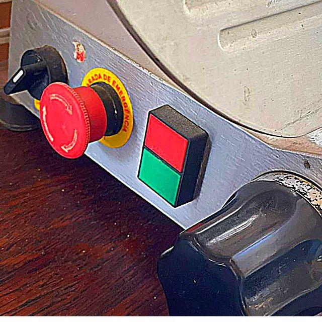 Cortador Fatiador de Frios Elétrico - Foto 4