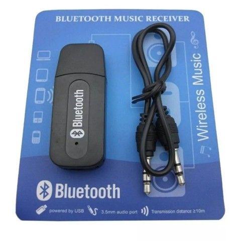 Bluetooth pra carro ou som de casa vários modelos - Foto 3