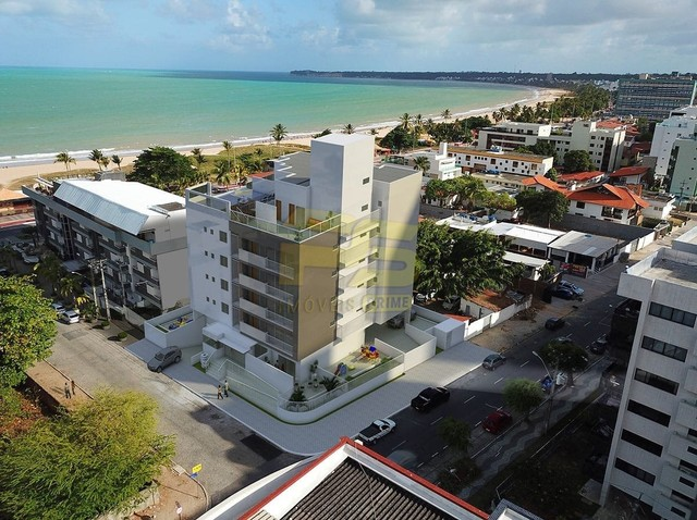 Apartamento à venda com 3 dormitórios em Cabo branco, João pessoa cod:PSP551