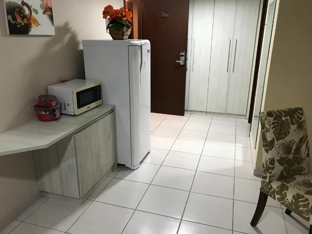 Alugo excelente Flat no Hotel Transamérica na avenida Boa Viagem / Recife - Foto 15
