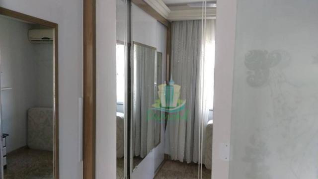 Apartamento com 1 dormitório para alugar com 37 m² por R$ 1.500/mês no Edifício Grand Prix - Foto 13