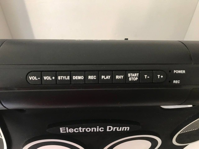 Bateria Eletrônica Kit Completo  - Foto 4