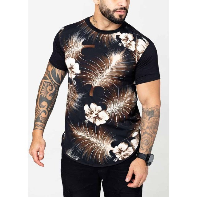 Camisa Long Line Swag  - Foto 5