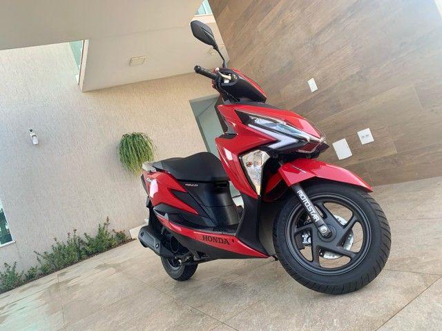 Honda Elite 125cc , 21/21 , 1000km =zero! - Foto 4