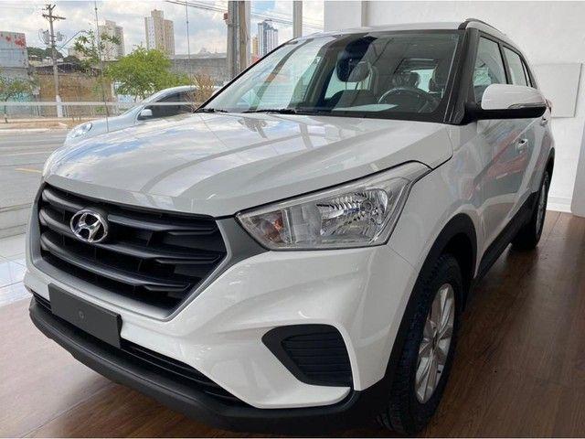Hyundai Creta 1.6 16V FLEX ACTION AUTOMÁTICO - Foto 13