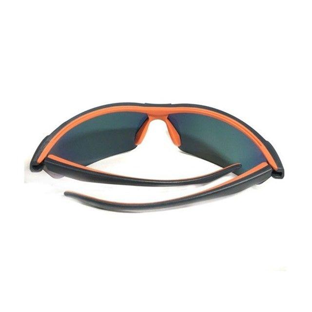Óculos Proteção UV Espelhado - Anti Embaçante - Anti Risco - Ciclismo - Pesca - Foto 3