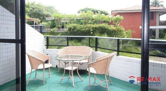 Apartamento com 1 dormitório à venda, 66 m² por R$ 310.000,00 - Cabo Branco - João Pessoa/ - Foto 4