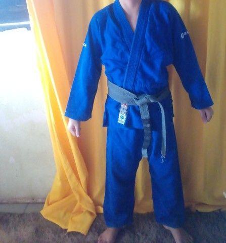 Kimono profissional Atama infantil Tamanho M1